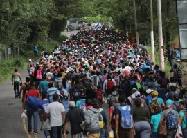 The Honduran Migration