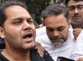 Ex-BSP MP's son who brandished gun at 5-star hotel surrenders