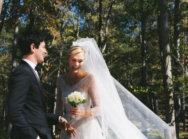 Karlie Kloss, Joshua Kushner are married!