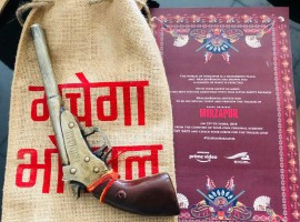 The makers of Mirzapur send out Quirky invites ahead of the trailer release
