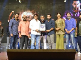 Celebs at Aravindha Sametha success meet