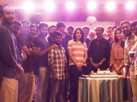 Petta wrap up party pics