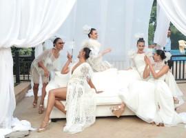 Fashion Showcase  by the internationally accailmed  Designer Pria Kataaria Puri