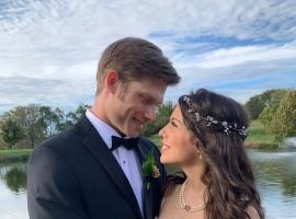 Chris Carmack marries girlfriend Erin Slaver