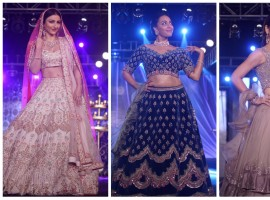 The Wedding Junction Show: Celebs sizzle on the ramp