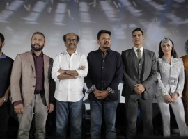 2.0 trailer launch: Rajinikanth, Akshay Kumar and others attend