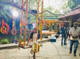 Kerala recreated in Bengaluru for Shakeela biopic