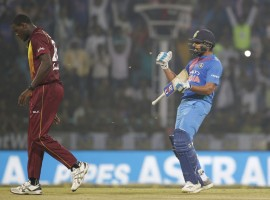 Ind vs WI 2nd T20I: Rohit Sharma's blazing ton leads India to easy win over hapless West Indies