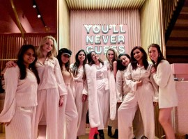 Priyanka Chopra rocked pajama party with Parineeti Chopra, Sophie Turner in Amsterdam