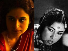 Rasika Dugal's look inspired by Late Meena Kumari from Sahib Bibi Aur Ghulam