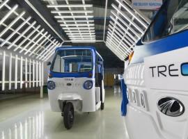 Mahindra Treo, E-Auto-Rickshaw
