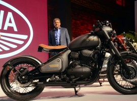 Jawa Motorcycles Are Back