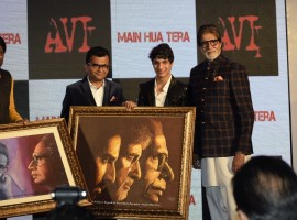 Amitabh Bachchan At 'Main Hua Tera' Song Launch