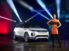 Land Rover's New Range Rover Evoque
