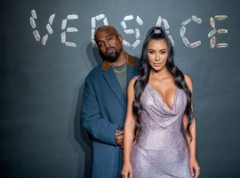 Versace Fall 2019 Fashion Show