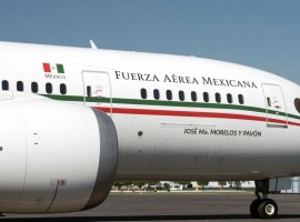 Mexican Presidential Plane Is Up For Sale