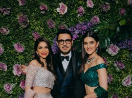 Dinesh Vijan's Post Wedding Cocktail Party