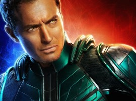 Jude Law as Commander of Starforce
