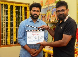 Sukumar launches Sharwanand's film Sreekaram