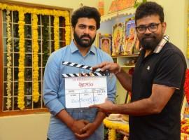Sukumar launches Sharwanand's film Sreekaram