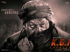 Sanjay Dutt's First Look in KGF 2