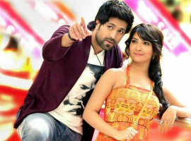 Santhu Straight Forward is now Sooryavamsi