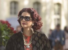 The upcoming romantic drama film 'Fitoor' stars Aditya Roy Kapur, Katrina Kaif and Tabu in lead roles.