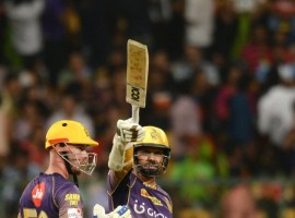Sunil Narine admitted that he did not expect he would hit the fastest 50 in the history of the Indian Premier League (IPL) and was surprised with his own power hitting as he helped Kolkata Knight Riders to a six-wicket win over Royal Challengers Bangalore here on Sunday.