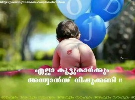 Vishu Special Funny Whatsapp Photo