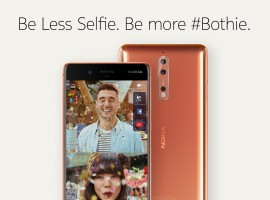 Finnish company HMD Global on Thursday launched its much-awaited flagship device Nokia 8 that will be available in India during the festival season. Available in four colours -- polished blue, polished copper, tempered blue and steel -- Nokia 8 would be available at the global price of 599 euros ($705) through September, the company said in a statement. The device boasts three industry-first features for Android smartphones, including a collaboration with ZEISS optics, Nokia 'OZO Audio' and 'Dual-Sight' mode. With only 4.6mm thin at the edge and 7.3mm slim on average, the flagship device's unibody is made from 6000 series aluminium with select models featuring a high-gloss mirror finish.