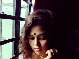 The body of a 23-year-old Bengali television actress Moumita Saha was found hanging in her flat here on Saturday, with police saying she could have taken the extreme step out of depression.