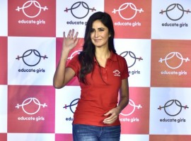 Actress Katrina Kaif has joined the international award-winning non-profit organisation, Educate Girls as their ambassador, a statement said.