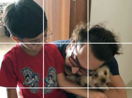 After making his debut on the popular photo-sharing networking site with his first post being the picture of his mother, Aamir Khan shares yet another series of 9 posts.