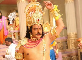 At the grand event held at Ramakrishna Studios, Balakrishna said it could be his good karma in the past life which gave him the opportunity to play his legendary father on the big screen.