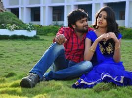 Sai Ravi and Deepti