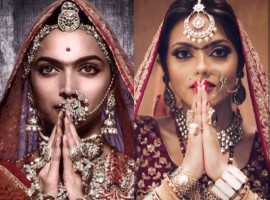 Deepika Padukone grabbed eyeballs looking regal as Rani Padmavati in her last magnum opus outing Padmaavat. The actress' distinctive look has been in high demand by Indian brides inform sources from the fashion industry. Donning gorgeous hand embroidered lehenga choli's with gota work, Deepika adorned magnificent neckpieces covering the neckline along with tradition pieces of body jewellery gave a distinctive look that has been topping high on trends this wedding season.