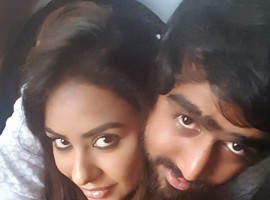 Sri Reddy accuses Rana Daggubati's brother Abhiram of sexual exploitation - leaks intimate pics of Rana Daggubati's brother.