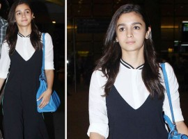 Alia Bhatt:  A youth icon in the truest form, Alia Bhatt looks great with or without make up. Take a look at her Instagram account and you'll know. This young actress rocks the fresh face like no other and encourages her young female fans to do the same.