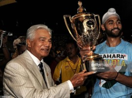 Sandeep Singh on whose life upcoming film 'Soorma' is based feels that giving his best and winning for his country has always been his no 1 aim in life. Sandeep Singh aka Flicker Singh has shared a throwback moment from his life when India had won Azlan Shah cup after 13 long years On 12th April 2009. It's indeed a very special memory for Sandeep Singh as he was the captain of the team as well as the highest goal scorer when India had won Azlan Shah Cup.