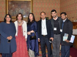 Manjeet Hirani's book titled 'How To Be Human' has not only captivated Indian audience but has also gone ahead to become a huge success in London. Manjeet Hirani was one of the speakers at the London Book Fair, where the author launched her book in presence of other prominent personalities.