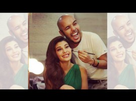 Jacqueline is a team player and always treats her team as a family. One such recent example is when Jacqueline Fernandez gifted her make-up artist Shaan a brand new car. Jacqueline who is working with Shaan Muttathil since few years had gifted him a brand new car on his 34th birthday. Social media is a proof that the actress is always seen sharing some funny moments with her team.