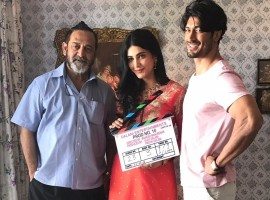 Bollywood actor Vidyut Jammwal announced his next project with [gangster drama] movie Mahesh Manjrekar in Mumbai. The actor took his Twitter page, he also shared a picture with the caption,