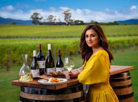 Indian film actress Parineeti Chopra says Melbourne's food culture, artistic vibe and natural beauty has impressed her. Bollywood actress Parineeti, the first Indian woman ambassador of the