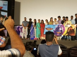 Tamil movie Mr. Chandramouli audio launch event held today in Chennai. Celebs like Suriya, Arya, Vijay Antony, Shanthnu, Varalaxmi Sarathkumar, Gautham Karthik, Regina Cassandra, Navarasa Nayagan Karthik Muthuraman, Director Dhananjayan Govind and others graced the event.