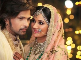 Singer-composer-actor Himesh Reshammiya ties a knot with longtime girlfriend at his residence. This will be his second marriage for Himesh. A simple ceremony held on the night of May 11 at his residence. The ceremony attended by close family and friends. The