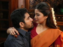 Kaali is an upcoming Tamil language action period drama movie directed by Kiruthiga Udhayanidhi and produced by Fatima Vijay Antony under Vijay Antony Film Corporation banner. Starring Vijay Antony, Anjali, Sunaina and Amritha Aiyer in the lead role, while Shilpa Manjunath, Rakesh Prudhvi K, Galwin, Vela Ramamoorthy, Nassar, RK Suresh, Jayaprakash, Yogi Babu and Madhusudhan Rao appear in the supporting role. The film's soundtrack album and background score were composed by Vijay Antony. The film is scheduled for a worldwide release on May 18, 2018 it was dubbed into Telugu as Kaasi.