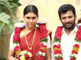 Oru Kuppai Kathai is a Tamil drama movie written and directed by Kaali Rangasamy. Dance master Dinesh debuting in this movie as a male lead role and actress Manisha Yadav plays female lead in the movie, while Aadhira and Yogi Babu appears in the supporting role. The film's soundtrack album and background score will be composed by Joshua Sridhar. Mahesh Muthuswamy handles camera work. The film is scheduled for a worldwide release on May 25, 2018.