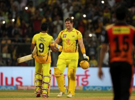 IPL 2018 final: Shane Watson's blistering ton guides CSK to an emphatic win.