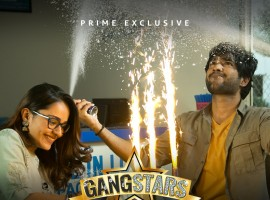 Amazon Prime Video on Wednesday launched its first Telugu prime exclusive series,