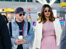 Priyanka Chopra and Nick Jonas have sparked some dating rumours with three consecutive appearances. Recently Priyanka Chopra and Nick Jonas spotted together at JFK airport. They were later spotted boarding a helicopter to Atlantic City. The duo was first spotted together at the red carpet of MET Gala 2018. Following which, the 'Desi girl' and popstar were seen together at Hollywood Bowl, then Dodgers Stadium, and lastly, cruising on a luxury yacht - all in one weekend. Joe Jonas, who is currently filming 'The Voice' in Australia, doesn't appear to have made it to the wedding.